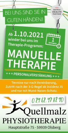 Quellmalz Manuelle Therapie